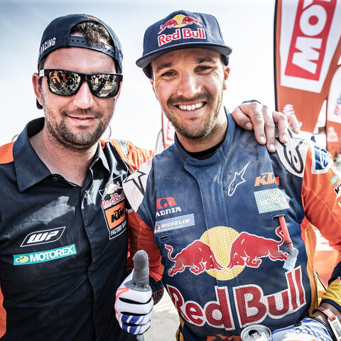 263340 Sam Sunderland Stage10 Red Bull Ktm Factory Racing Dakar2019 460