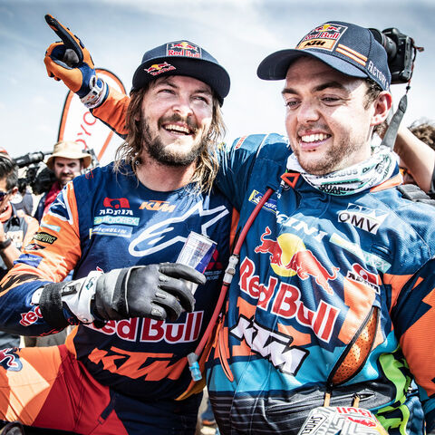 263392 Winners Stage10 Red Bull Ktm Factory Racing Dakar2019 469